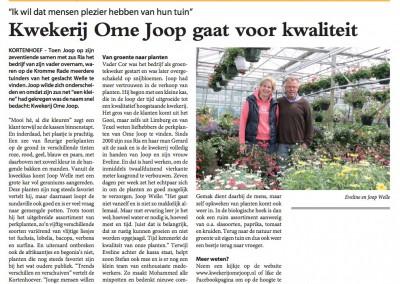 07-05-2014 - Weekblad Wijdemeren